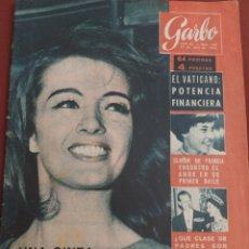 Coleccionismo de Revista Garbo: GARBO NÚMERO 540 JULIO 1963. Lote 220758841