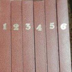Coleccionismo de Revista Garbo: EL ÚLTIMO AÑO DE POR FAVOR. 6 TOMOS.. Lote 220853716