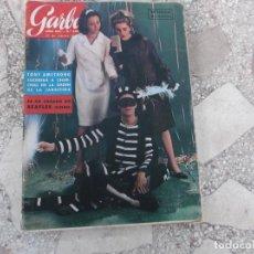 Coleccionismo de Revista Garbo: GARBO Nº 872, SE HA CASADO RINGO STAR, INGRID BERGMAN Y ROSSELLINI, HA MUERTO NAT KING COLE,LIZ TAYL. Lote 221107075