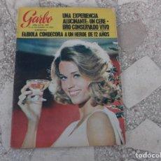 """Coleccionismo de Revista Garbo: GARBO Nº 668, RAIMON, CATHERINE SPAAK, EL NUEVO BAILE """"EL JERK"""" ,NAVIDAD CON LOS BEATLES. Lote 221108360"""