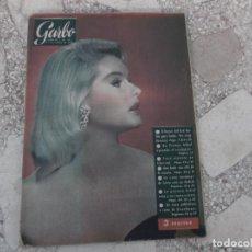 Coleccionismo de Revista Garbo: GARBO Nº 291,MARILYN SE CONFIESA QUIERO PARECERME A NI MISMA CAPITULO III Y ULTIMO, B.B.. Lote 221109466