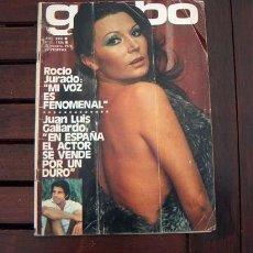 Coleccionismo de Revista Garbo: GARBO / ROCIO JURADO, SYLVIE VARTAN, JOHNNY HALLYDAY, MURIEL CATALA, LORETA TOVAR, CARLOS ESTRADA. Lote 221240033