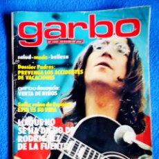 Coleccionismo de Revista Garbo: GARBO - ESPECIAL JOHN LENNON - 24 12 1980. Lote 221812595