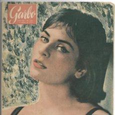 Coleccionismo de Revista Garbo: REVISTA GARBO Nº 333 AGOSTO 1959. Lote 222022891
