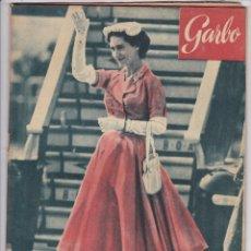 Coleccionismo de Revista Garbo: REVISTA GARBO AÑO 1953 Nº 20 -- 67.907 QUIEREN QUE SE CASE LA PRINCESA MARGARITA CON TOWNSEND. Lote 222148382
