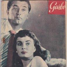 Coleccionismo de Revista Garbo: REVISTA GARBO AÑO 1953 Nº 21 LA VERDAD SOBRE EL CASO EVANS / EL SHA DE PERSIA WXPULSA A SU HERMANA. Lote 222148877