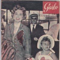 Coleccionismo de Revista Garbo: REVISTA GARBO AÑO 1953 Nº 22 BOMBA H EN RUSIA Y TRATADO EN SAUL / CONDENADOS OCHO MAU MAU. Lote 222149932