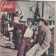Coleccionismo de Revista Garbo: REVISTA GARBO AÑO 1953 Nº 25 / MAC CARTHY EL HOMBRE MAS DISCUTIDO DE AMERICA. Lote 222150743