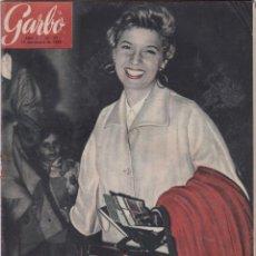 Coleccionismo de Revista Garbo: REVISTA GARBO AÑO 1953 Nº 27 ASI FUE FABRICADA LA BOMBA H / LOS CUPIERS LAS PREFIEREN RUBIAS. Lote 222150966