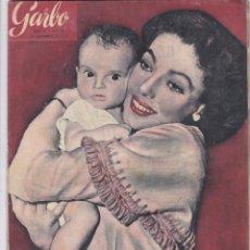 Coleccionismo de Revista Garbo: REVISTA GARBO AÑO 1953 Nº 28 / TRUMAN HOMBRE CUALQUIERA / EL ENIGMA DE UNA CIUDAD SUMERGIDA. Lote 222151635