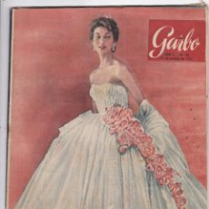 Coleccionismo de Revista Garbo: REVISTA GARBO AÑO 1953 Nº 33 / LO QUE EL WINDSOR SE LLEVO / MUJERES QUE PIERDEN EL TRONO. Lote 222153030