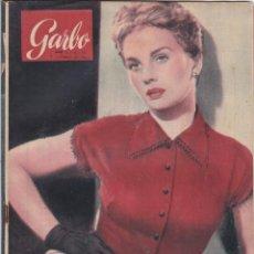 Coleccionismo de Revista Garbo: REVISTA GARBO AÑO 1953 Nº 34 / LOS REYES DE LIBIA EN MADRID / PEDRO Y ALEJANDRA SE SEPARAN. Lote 222153338