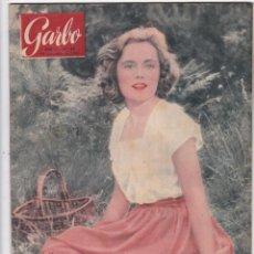 Coleccionismo de Revista Garbo: REVISTA GARBO AÑO 1953 Nº 35 / MATA - HARI TIENE 1.250.000 HIJOS. Lote 222153663