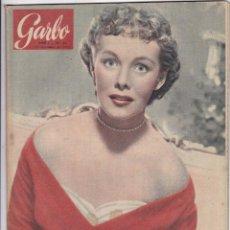 Coleccionismo de Revista Garbo: REVISTA GARBO AÑO 1953 Nº 39 / CUATRO AVIONES SECRETOS AMERICANOS QUE YA SE DEJAN VER. Lote 222154522