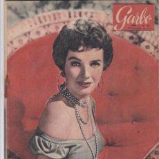 Coleccionismo de Revista Garbo: REVISTA GARBO AÑO 1953 Nº 40 / MADRID TIENE YA UN MUSEO TAURINO. Lote 222154777