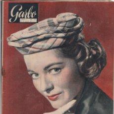 Coleccionismo de Revista Garbo: REVISTA GARBO AÑO 1954 -Nº 44 - EL REY PEDRO DE YUGOSLAVIA CON SU HIJO PRINCIPE ALEJANDRO. Lote 222241641