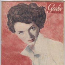 Coleccionismo de Revista Garbo: REVISTA GARBO AÑO 1954 -Nº 47 / KUBALA JUGANDO CON SU HIJO Y PATINANDO. Lote 222242132