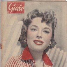 Coleccionismo de Revista Garbo: REVISTA GARBO AÑO 1954 -Nº 49 / ANARQUIA EN LA ZONA FRANCESA DE MARRUECOS. Lote 222242357