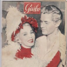 Coleccionismo de Revista Garbo: REVISTA GARBO AÑO 1954 -Nº 51 / ES POSIBLE EL CHOQUE DE LA TIERRA CON OTRO ASTRO. Lote 222242685