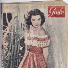 Coleccionismo de Revista Garbo: REVISTA GARBO AÑO 1954 -Nº 5 3 / HABLA RODOLFO GRAZIANI. Lote 222242940