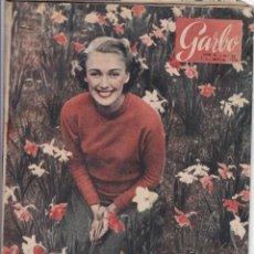 Coleccionismo de Revista Garbo: REVISTA GARBO AÑO 1954 -Nº 55 / ARMISTICIO EN EL MAU - MAU. Lote 222245052