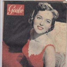Coleccionismo de Revista Garbo: REVISTA GARBO AÑO 1954 -Nº 58 / NUBES ATOMICAS SOBRE LA HUMANIDAD. Lote 222245598