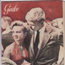 Coleccionismo de Revista Garbo: REVISTA GARBO AÑO 1954 -Nº 63 / MONTJUICH ENTRE EL PASADO Y EL FUTURO. Lote 222286846