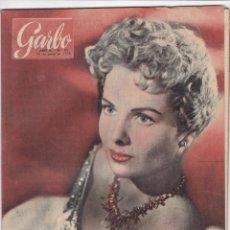 Coleccionismo de Revista Garbo: REVISTA GARBO AÑO 1954 -Nº 65 / FABIAN EL POLICIA DEL SIGLO / DECIMA FLOTILLA M.A.S.. Lote 222287071
