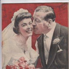 Coleccionismo de Revista Garbo: REVISTA GARBO AÑO 1954 -Nº 66 / EL SUBMARINO MALDITO VUELVE A FLOTE. Lote 222287165