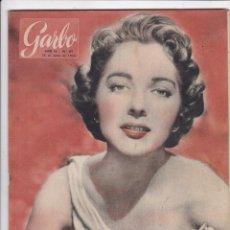 Coleccionismo de Revista Garbo: REVISTA GARBO AÑO 1954 -Nº 67 / LAS 24 HORAS DE LE MANS / AVIONES DE ULTIMA HORA. Lote 222287420