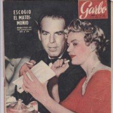 Coleccionismo de Revista Garbo: REVISTA GARBO AÑO 1954 -Nº 68 / UNA ONZA DE AMISTAD PESA MAS QUE UNA LIBRA DE URANIO. Lote 222287562
