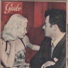 Coleccionismo de Revista Garbo: REVISTA GARBO AÑO 1954 -Nº 69 Y GRACIAS A LA ENERGIA ATOMICA EL NAUTILUS CRUZO EL ATLANTICO. Lote 222287727