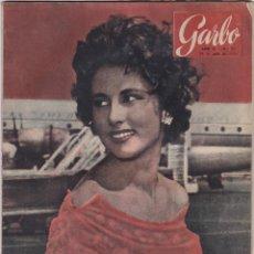 Coleccionismo de Revista Garbo: REVISTA GARBO AÑO 1954 -Nº 71 / L A ACTRIZ INGLESA DOWA ADAMS HA ESCOGIDO LA NOBLEZA. Lote 222288041