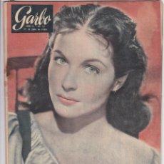 Coleccionismo de Revista Garbo: REVISTA GARBO AÑO 1954 -Nº 72 / TUNEZ LA NUEVA INDOCHINA. Lote 222288217