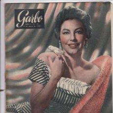 Coleccionismo de Revista Garbo: REVISTA GARBO AÑO 1954 -Nº 74 / EL HOMBRE HIZO AL CABALLO Y NO LA NATURALEZA. Lote 222288462