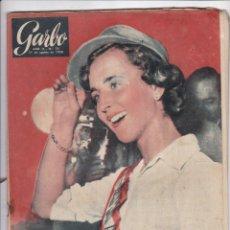 Coleccionismo de Revista Garbo: REVISTA GARBO AÑO 1954 -Nº 75 / EL EXTRAÑO CASO DEL DR. OTTO JOHN. Lote 222288641