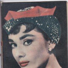 Coleccionismo de Revista Garbo: REVISTA GARBO AÑO 1954 -Nº 80 / VEINTE PRINCESAS ESPERAN MARIDO /LA ATLATIDA FUE FORTA. DE HITLER. Lote 222289253