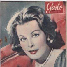 Coleccionismo de Revista Garbo: REVISTA GARBO AÑO 1954 -Nº 82 / OTRO AFFAIRE EN FRANCIA RUSIA AL CORRIENTE DE TODO PEQUEÑA PERD. Lote 222289830