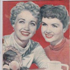 Coleccionismo de Revista Garbo: REVISTA GARBO AÑO 1954 -Nº 84 / TOM EL REY DE LOS BAJOS FONDOS. Lote 222290003