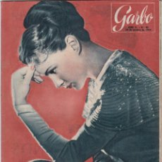 Coleccionismo de Revista Garbo: REVISTA GARBO AÑO 1954 -Nº 85 / EN EL HOGAR DE LOS PRINCIPES DE LUXEMBURGO. Lote 222290068