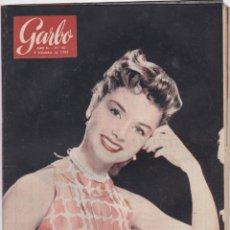 Coleccionismo de Revista Garbo: REVISTA GARBO AÑO 1954 -Nº 90 / ESCANDALOSA FALSIFICACION DE STRADIVARIUS. Lote 222290442