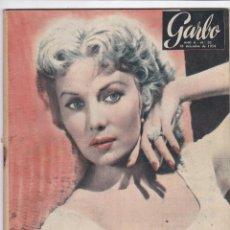 Coleccionismo de Revista Garbo: REVISTA GARBO AÑO 1954 -Nº 92 / TRAS EL TELON DE BAMBU MAO-TSE- TUNG. Lote 222290781