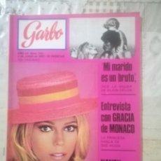 Coleccionismo de Revista Garbo: GARBO Nº 743 - GRACIA DE MÓNACO - NANCY SINATRA. Lote 222356347
