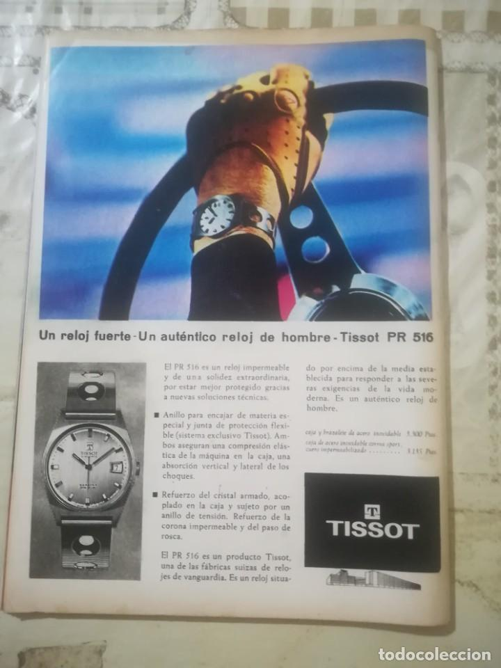 Coleccionismo de Revista Garbo: Garbo Nº 737 - Palacio Real de Tailandia - Foto 2 - 222359678