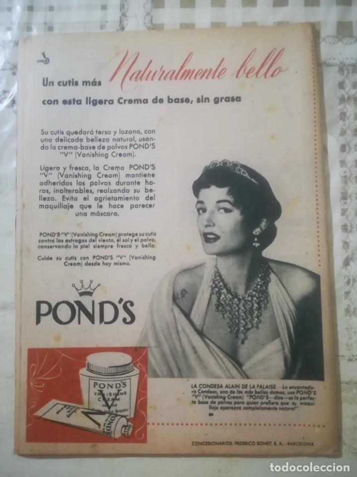Coleccionismo de Revista Garbo: Garbo Nº 154 - La mona Chita se muere - ¿En Cataluña hay petróleo? - Foto 2 - 222360496