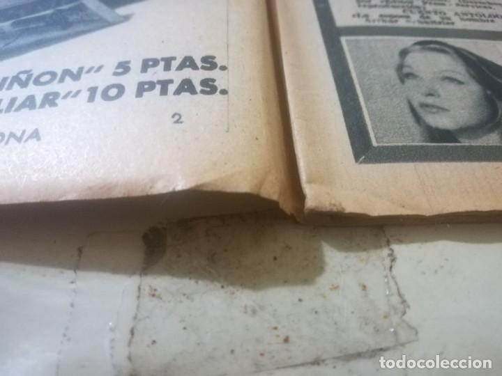 Coleccionismo de Revista Garbo: Garbo Nº 154 - La mona Chita se muere - ¿En Cataluña hay petróleo? - Foto 6 - 222360496