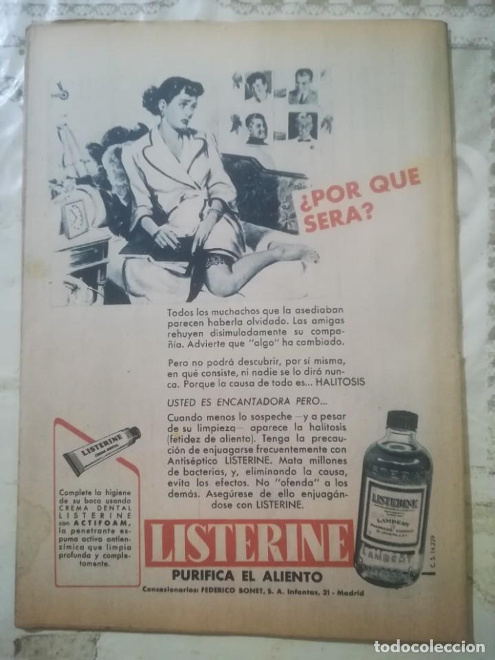 Coleccionismo de Revista Garbo: Garbo Nº 181 - Jean Simmons - Foto 2 - 222363456