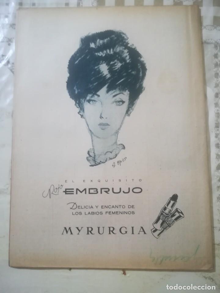 Coleccionismo de Revista Garbo: Garbo Nº 465 - Sofía Loren en portada - Foto 2 - 222363803