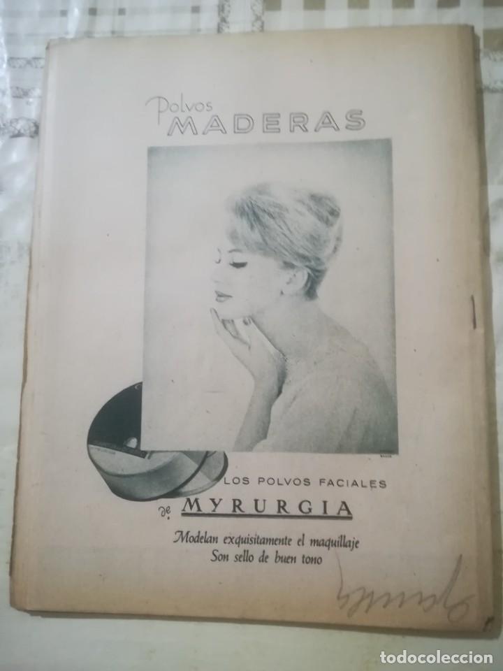 Coleccionismo de Revista Garbo: Garbo Nº 462 - Foto 2 - 222364878