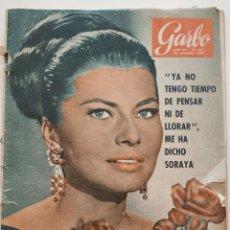 Coleccionismo de Revista Garbo: REVISTA GARBO Nº 611 SORAYA SYBIL BURTON PIERRE CARTIER MARISOL PAPA PABLO VI CHICHO IBAÑEZ SERRADOR. Lote 222710210